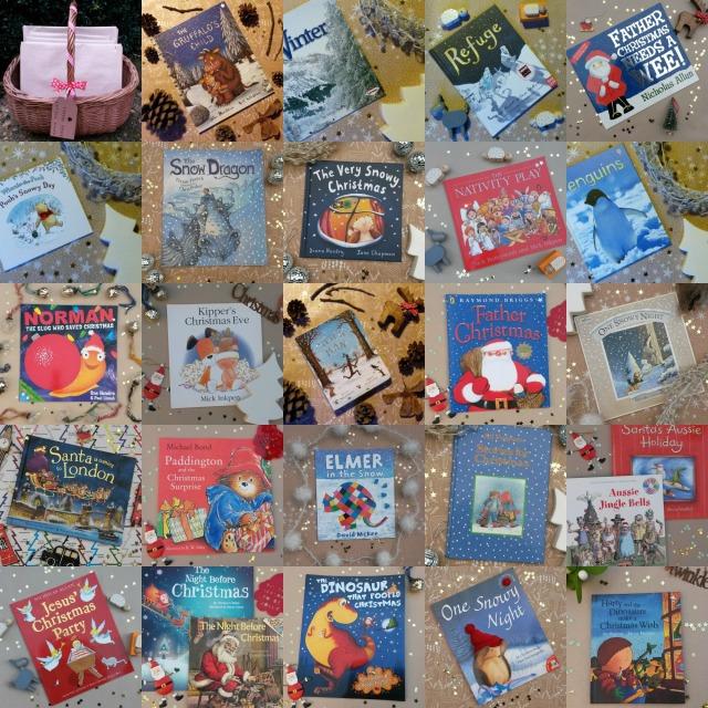 book basket books