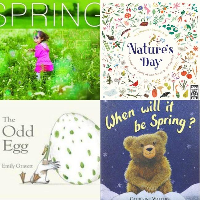spring books 2